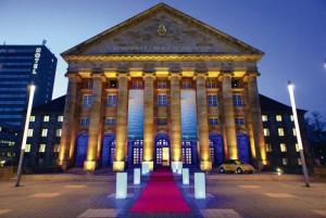 Blick auf das Kongress Palais in Kassel. Foto: Kassel Marketing