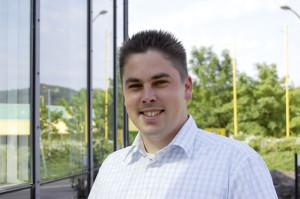 Björn Schönewald, Chefredakteur und stv. Verlagsleiter der A. Bernecker Verlag GmbH. Foto: Tobias Bräuning