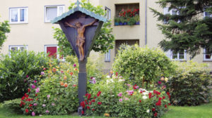 Bettenhausen: Hektische Ruhe in grau & bunt