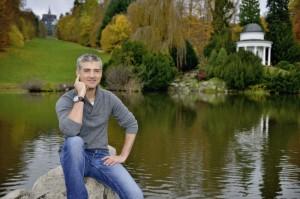 Daniel Jaworski aus Kassel ist Gedächtniskünstler mit Meistertitel. Foto: Markus Frohme