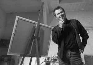 Ernst Kahl: Ein Mann mit vielen Talenten. Foto: Britta Frenz
