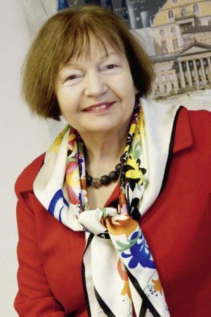 Helga Schwedes-Mand, Präsidentin des Einzelhandelsverbandes Hessen-Nord. Foto: Mario Zgoll
