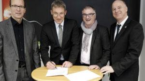 promotion Nordhessen wird Mieter im Science Park