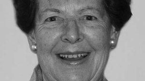 Bernecker trauert um Angela Fischer