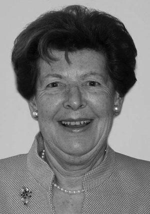 Angela Fischer, Buchhändlerin und Mitinhaberin des A. Bernecker Verlags, ist in der Nacht zu Freitag verstorben. Foto: nh