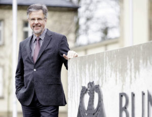 Peter Masuch ist seit 2008 Präsident des Bundessozialgerichtes in Kassel. Foto: Mario Zgoll