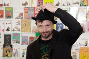 "Schuf den Comic-Roman ""Der bewegte Mann"": Ralf König. Foto: nh"