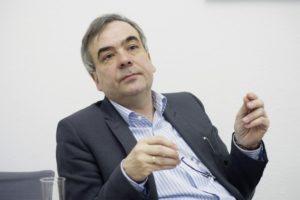 Der Forstgenetiker Prof. Dr. Reiner Finkeldey, bislang Vizepräsident der Uni Göttingen, wird am 1. Oktober Prof. Dr. Rolf- Dieter Postlep als Uni-Präsident in Kassel ablösen. Foto: Universität Kassel
