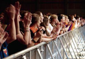 'Jubeln und gute Laune prägen das Bild eines Hessentags, wie dieses Foto vom Hessentag 2013 in Kassel belegt. Foto: Archiv