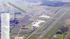Kassel Airport feiert seinen zweiten Geburtstag