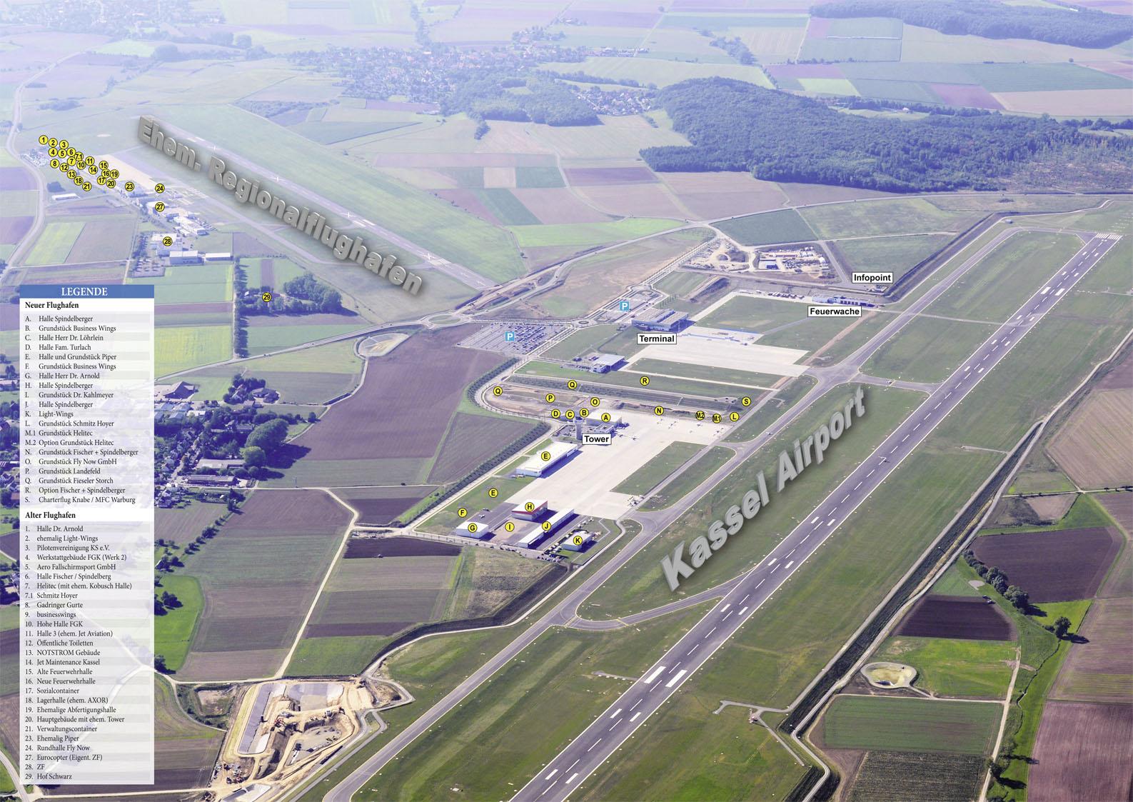 Kassel Frankfurt Flughafen