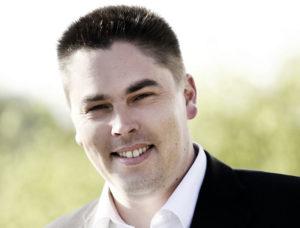Björn Schönewald, Chefredakteur. Foto: Mario Zgoll