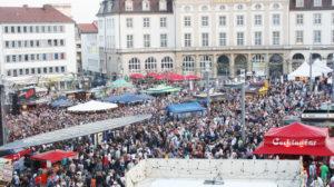Kasseler Stadtfest am Pfingstwochenende