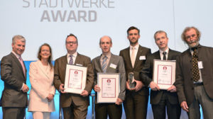EAM Belegt 3. Platz beim Stadtwerke Award