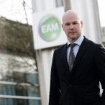 René Schneider ist Kommunikationsleiter der EAM und war mit seinem Team maßgeblich an der Platzierung der neuen Marke beteiligt. Foto: Mario Zgoll