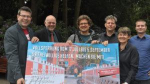 Stadtbüro sucht Helferinnen und Helfer für Zeit der Straßen- und Gleisbauphase