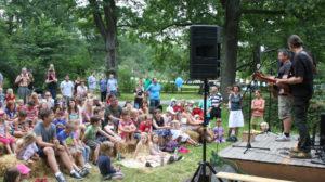 Märchen- und Familienfest im Tierpark Sababurg