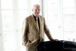 Prof. Dr. Hansjörg Melchior. Foto: Mario Zgoll