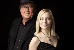 Lutz Görner und Nadia Singer. Foto: nh
