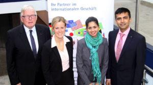 Indischer Generalkonsul besucht nordhessische Unternehmen
