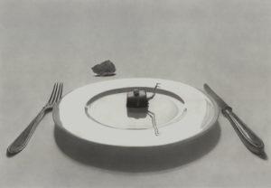 Flavio Apel, Bleistift auf Papier, 2015. Quelle: Galerie Rasch