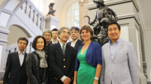 Japanischer Generalkonsul zu Gast in Kassel