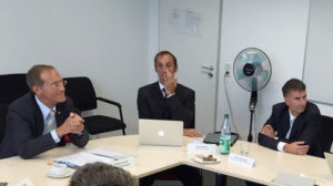Wintermeyer besucht Forschungspartner Micromata und POLYAS