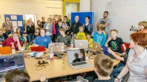 3. CoderDojo: Kinder lernen Programmieren