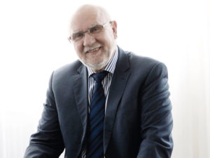 Kommunikativ und ohne Elfenbeinturm: Prof. Dr. Rolf-Dieter Postlep. Foto: Mario Zgoll