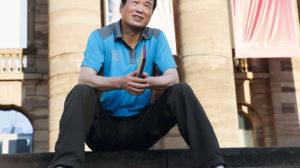 Herr Huang sucht das Glück