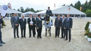 25. Internationales Reitturnier in Spangenberg