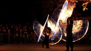 Lichterfest im Tierpark Sababurg