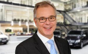 Neuer Verkaufsleiter Lkw, Dirk Wiesner. Foto: Mercedes Kassel