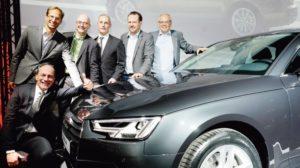 Überzeugende Premiere im Audi Zentrum Kassel
