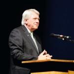Hessens Ministerpräsident Volker Bouffier. Foto: Mario Zgoll