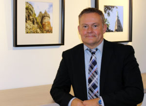 Seit 1. Januar 2016 ist Andreas Bilo neuer Geschäftsführer der Kassel Marketing GmbH. Foto: Kassel Marketing
