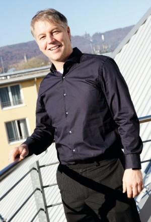 Karl Reinhard, Geschäftsführer Gesellschafter von Micromata. Foto: Mario Zgoll