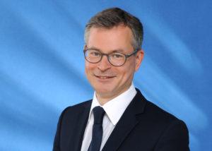 Carsten Heustock, stellvertretender Geschäftsbereichsleiter im Bereich Existenzgründung und Unternehmensförderung. Foto: nh