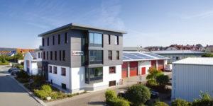 Richter Gebäudedienste – Firmenzentrale Kassel Niestetal. Foto: Richter