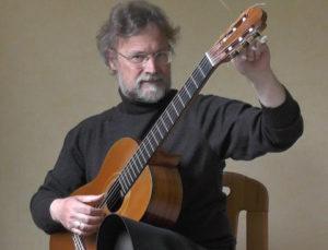 Wolfgang Lendle. Foto: Kulturamt, Musikakademie Stadt Kassel