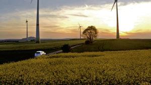 Die Kasseler Verkehrs-Gesellschaft AG betreibt 13 E-Pkw im E-Carsharing. Foto: Regionalmanagement Nordhessen GmbH