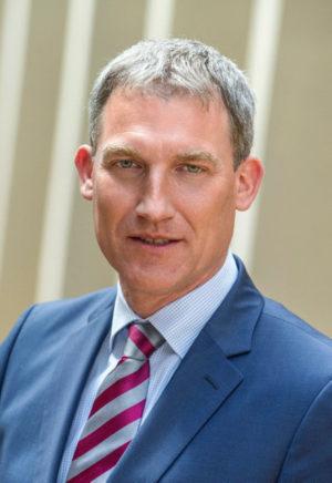 Holger Schach, Geschäftsführer der Regionalmanagement Nordhessen GmbH
