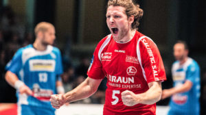 Sellin-Gala beim 37:25-Sieg gegen Stuttgart