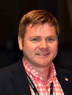 MT-Vorstand Axel Geerken. Foto: Hartung