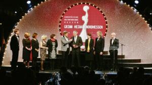 GrimmHeimat NordHessen gewinnt den europäischen Kulturmarken-Award 2016