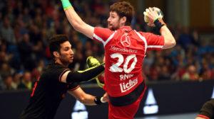 EHF-Cup:  MT schlägt Benfica Lissabon souverän