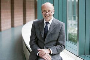 Dieter Posch, hessischer Wirtschaftsminister a.D. Foto: Jürgen Röhrscheid