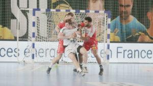 EHF Cup Viertelfinale: MT verliert Hinspiel in Frankreich