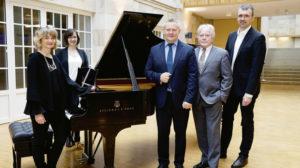 Instrument von Weltrang: Neuer Steinway-Flügel im Kongress Palais