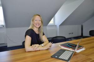 MoWiN.net-Geschäftsführerin Dr. Astrid Szogs. Foto: Markus Frohme